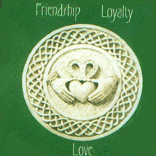 Friendship, Loyalty and Love - CD cover